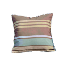 Pillow-3/Pale Brown Flush Square Throw Pillow