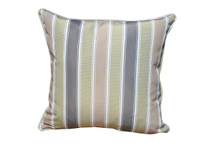 PC7/Simple Striped Square Throw Pillow Case